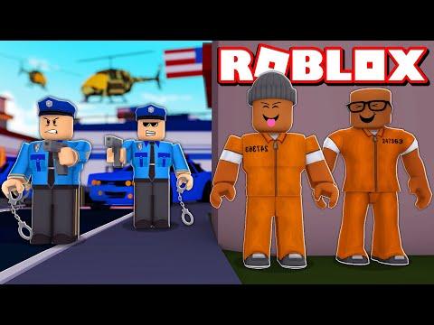 2 PLAYER PRISON ESCAPE IN ROBLOX JAILBREAK! (Roblox Livestream)