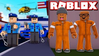 2 PLAYER PRISON ESCAPE IN ROBLOX JAILBREAK! (Roblox Livestream)