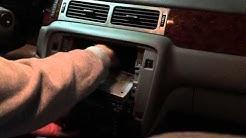 Tahoe, Suburban, Yukon, Silverado GPS Navigation DVD Car Stereo Install from Radio-Upgrade