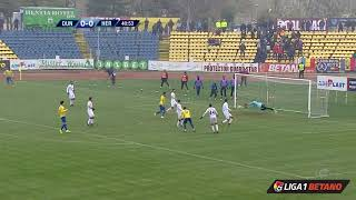 Dunărea Călărași - Hermannstadt 0-1 (Etapa 16, Liga 1 Betano)