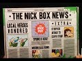 The Nick Box News Spring 2018 Review Unboxing