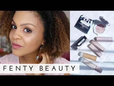 Fenty Beauty by Rihanna · Review + Demo | Invierte o ahorra