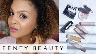Fenty Beauty by Rihanna Review Demo Invierte o ahorra