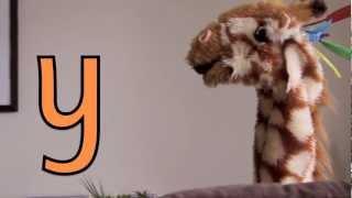 Geraldine the Giraffe learns the /y/ sound Mp3