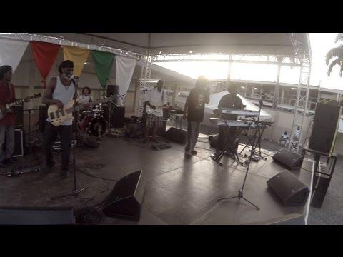 2013-11-03- Midnite - Soundcheck @ St. John's Ambulance Hall, Port Of Spain, Trinidad
