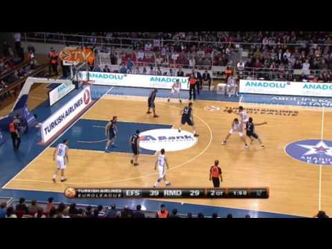 Highlights: Anadolu Efes Istanbul-Real Madrid