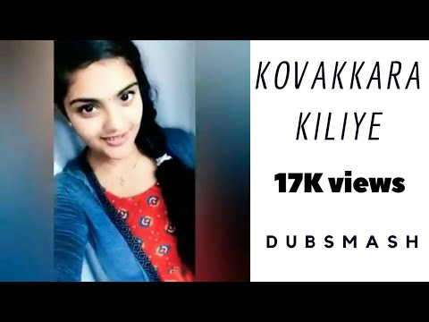 DubsMash Sema Cute | Kovakara kiliye| Movie Vel