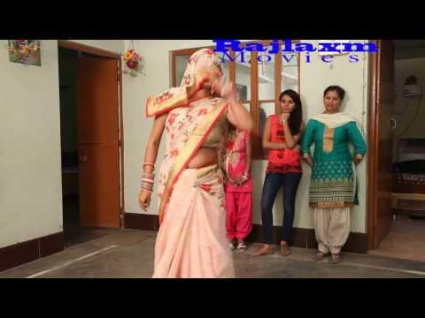 Bahu बहु Ka Dance Bhaan Ka Rola Ke DJ Song Par Uttar Kumar Raju Panjabi