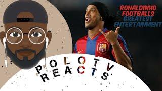 Ronaldinho - Footballs Greatest Entertainment
