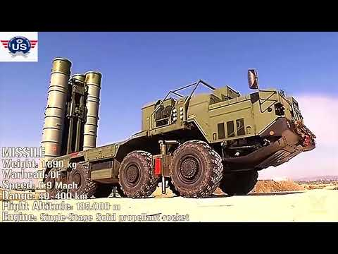 Top 10  BEST Anti Air Missile System  2017   2022  Military