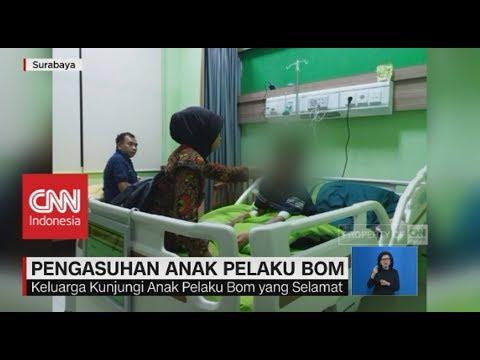 Pengasuhan Anak Pelaku Bom
