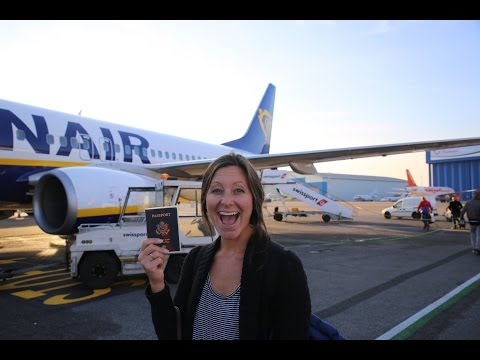 LONDON TO MARRAKECH, MOROCCO | RYAN AIR