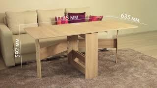 Обзор стола книжки Колибри 15
