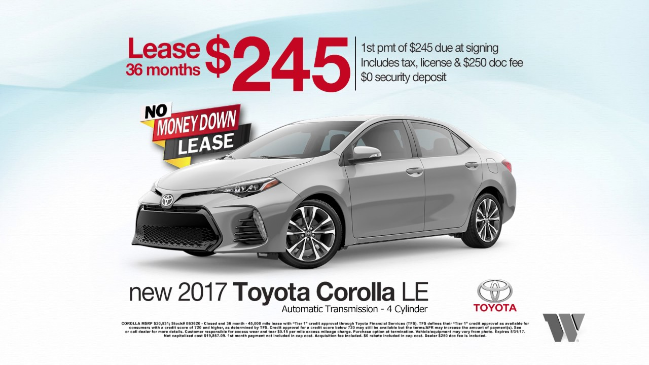 Jeff Wyler Springfield >> Jeff Wyler Springfield Toyota April 2017 Specials - Camry & Corolla - YouTube