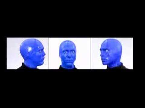 Blue Man Group On the Environment