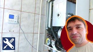 ✅ Газовий котел: НА КОТЛІ НЕ ВКЛЮЧАЄТЬСЯ ГАРЯЧА ВОДА / Дрібний ремонт