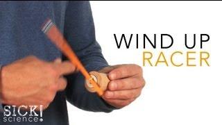 Wind Up Racer - Sick Science #086
