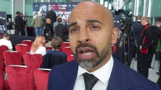 'ITS KILLING DAVID HAYE HAVING TO SHOW TONY BELLEW RESPECT, HES TRYING NOT TO BITE' - DAVE COLDWELL