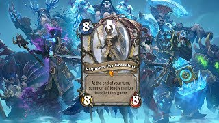 Top Hearthstone Cards of the Week #17