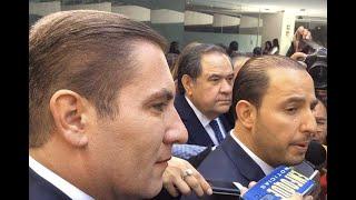 Marko Cortés nombra como coordinador del PAN en el Senado a Rafael Moreno Valle