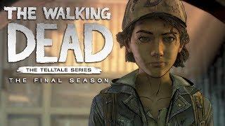 The Walking Dead The Final Season - RAT KIDS! #1 (Episode 1 / Telltale Games)