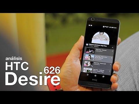 HTC Desire 626 en español, completo análisis