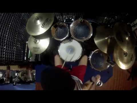 Trivium - Down From The Sky (Drum Cover)