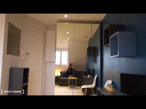 Chic studio apartment for rent in the 16th arrondissement, Paris - Spotahome (ref 143844)