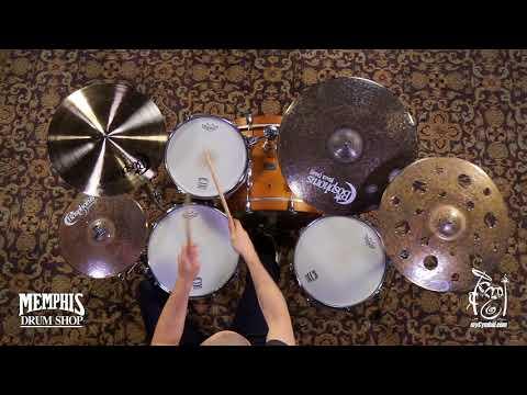 "Bosphorus 18"" Turk FX Crash Cymbal - 1227g (K18C18H-1070617R)"