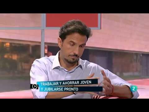 Para Todos La 2   Entrevista José Castelló, 'Vive sin trabajar', Para todos La 2   RTVEes