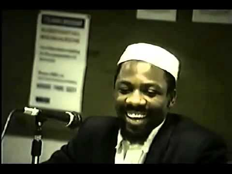 Shaykh Faisal tells a story of two rasta's in Africa - Funny!