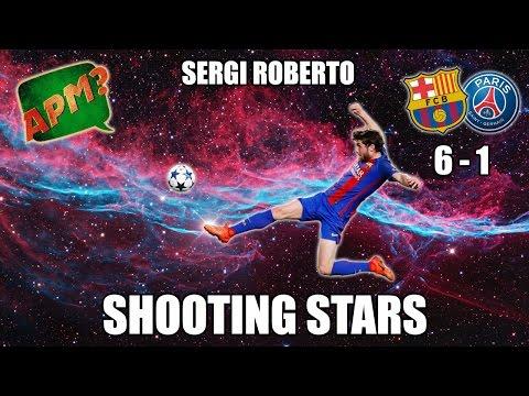 APM? - Sergi Roberto Shooting Stars' Meme