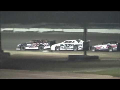 Tyler Sistrunk Motorsports - North Florida Speedway - Feature Race Grandstands - 11-25-2016