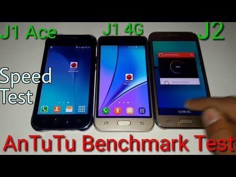 Samsung Galaxy J14g AnTuTu Benchmark Test Vs Galaxy J2 Vs J1 Ace