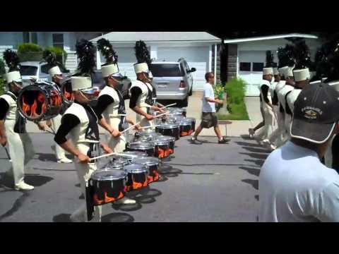 Carolina Crown 2011 - Cadence (HD)