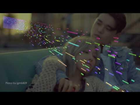 Taeyeon x Dean - Starlight - Piano Cover
