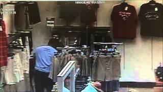 Belk Department Store Theft 7/12/15