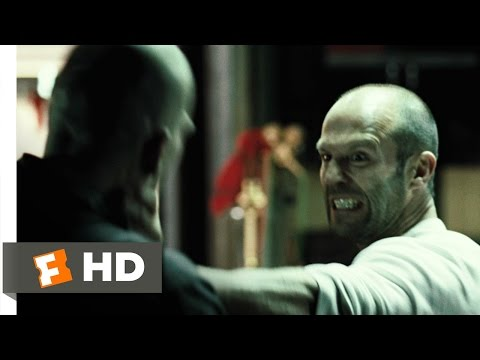 Death Race (7/12) Movie CLIP - Jensen...