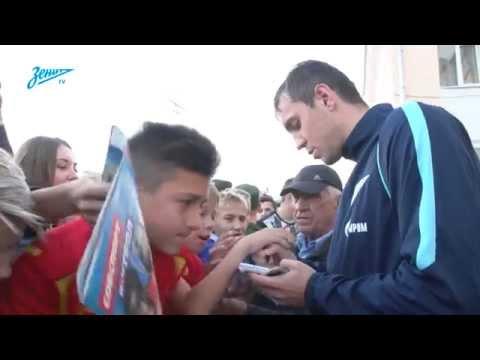 «Дзюба, я хочу от тебя ребенка!»: cкрытая камера «Зенит-ТВ» в Твери