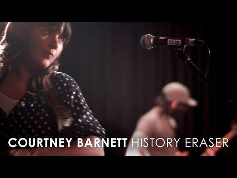 Courtney Barnett - 'History Eraser' (Live at 3RRR)