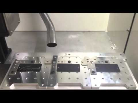 """Laser Marking Technologies Dominator® with 16"""" automatic X axis"""