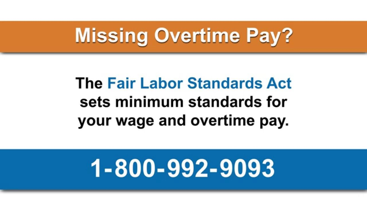 How to Recover Unpaid Overtime Wages in California