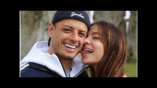 Chicharito Hernández confirma su relación con Sarah Kohan