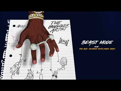 Thumbnail: A Boogie Wit Da Hoodie - Beast Mode feat. PnB Rock, Youngboy Never Broke Again [Official Audio]