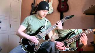 Five Finger Death Punch - No One Gets Left Behind - Guitar Cover (7 String Version)