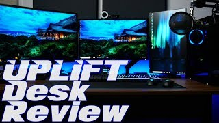 UPLIFT Desk Review:  The Best Adjustable Sit Stand Desk Around