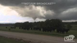 9-18-15 West Hillsdale, KS Freeman, MO Tornado