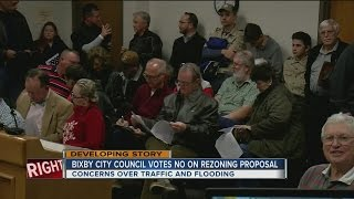 Bixby City Council Votes 'No' On Rezoning Proposal
