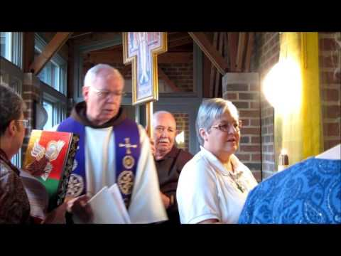 poor clares cincinnati 2015 Dec 13 Jubilee Yr of Mercy Opening Mercy Door