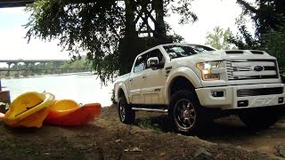 2015 Ford F150 Tuscany FTX with 6-inch Lift